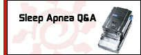 Sleep Apnea CPAP Questions and answers